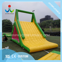 Outdoor Amusement Park Inflatable Water Slide with 0.9mm PVC Material