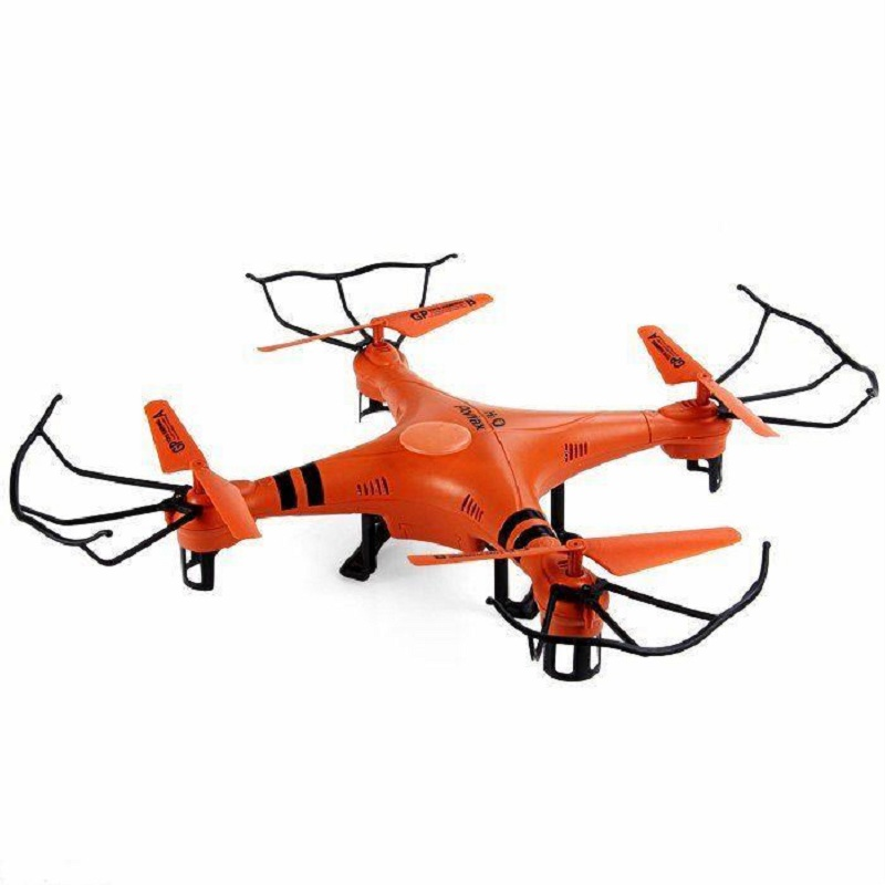 ФОТО Peradix 2Color 2.4Ghz Flip Headless Model Waterproof RC Quadcopter Copter RC Helicopter