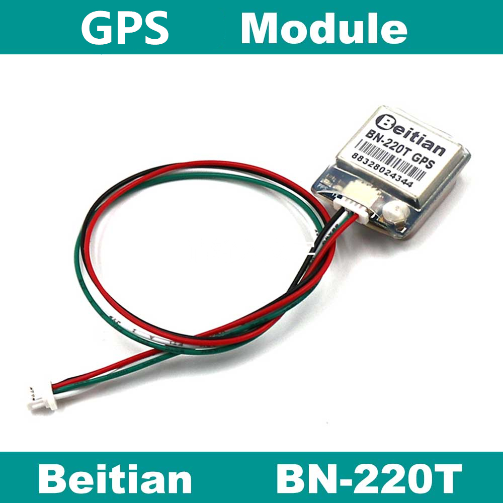 US $8 99 10% OFF|Beitian BN 220T GPS GLONASS Module For APM Pixhawk CC3D  Naze32 F3 F4 Flight Controller RC Drone-in Parts & Accessories from Toys &