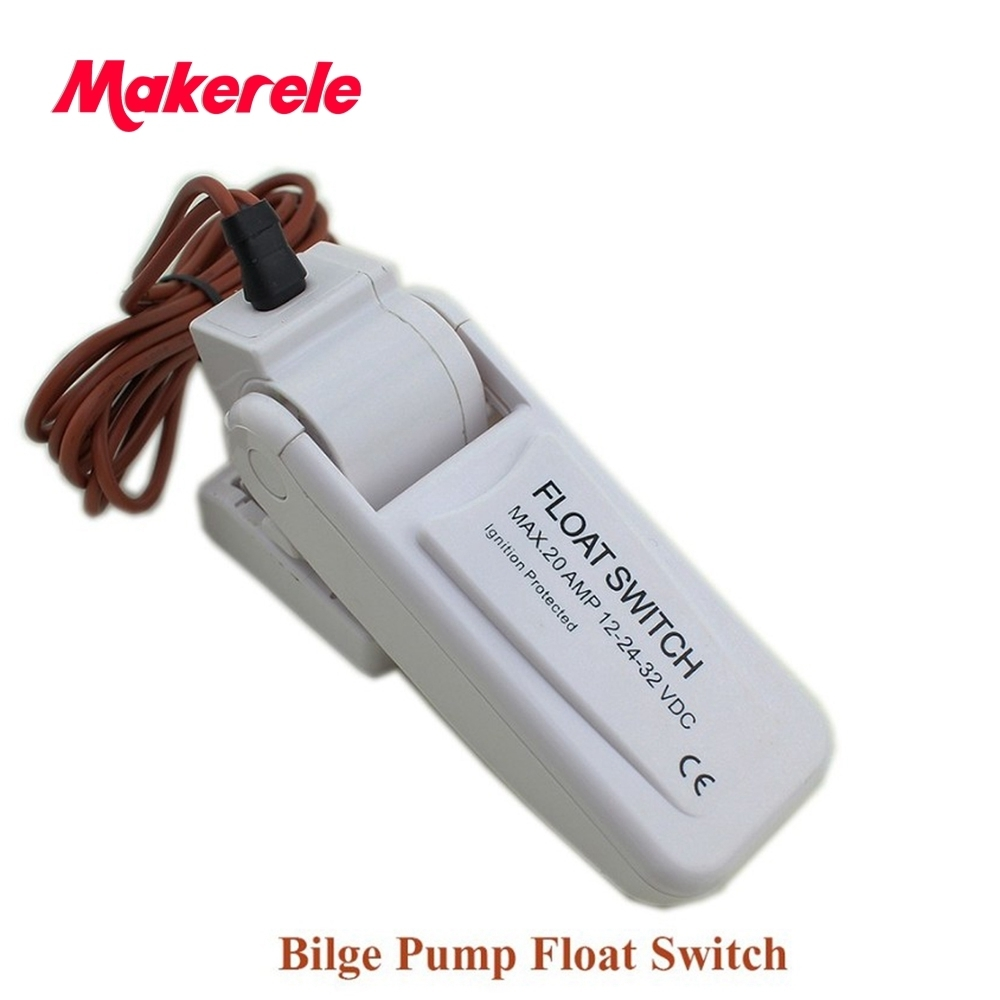 Free Shipping 1100gph High Flow Submersible Marine Boat Electric Bilge Pump Wiring Diagram Need Some Help On Install Rule 12v 3a With Float Switch In Pumps From Home Improvement