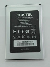 MATCHEASY FOR Oukitel C8 Battery 100% Original 3000mAh Backup Replacement For Mobile Phone