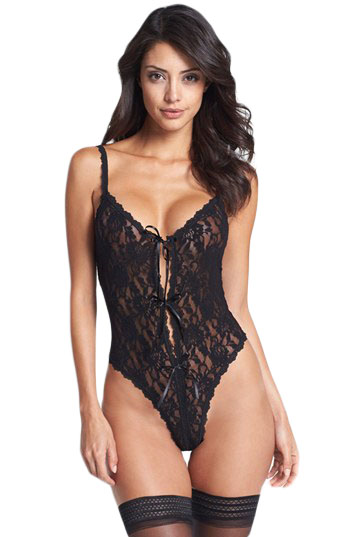 Browse teddies and bodysuits to find our sexiest lingerie styles. Shop lace & mesh bodysuits to plunge & high-neck teddies, only at Victoria's Secret.