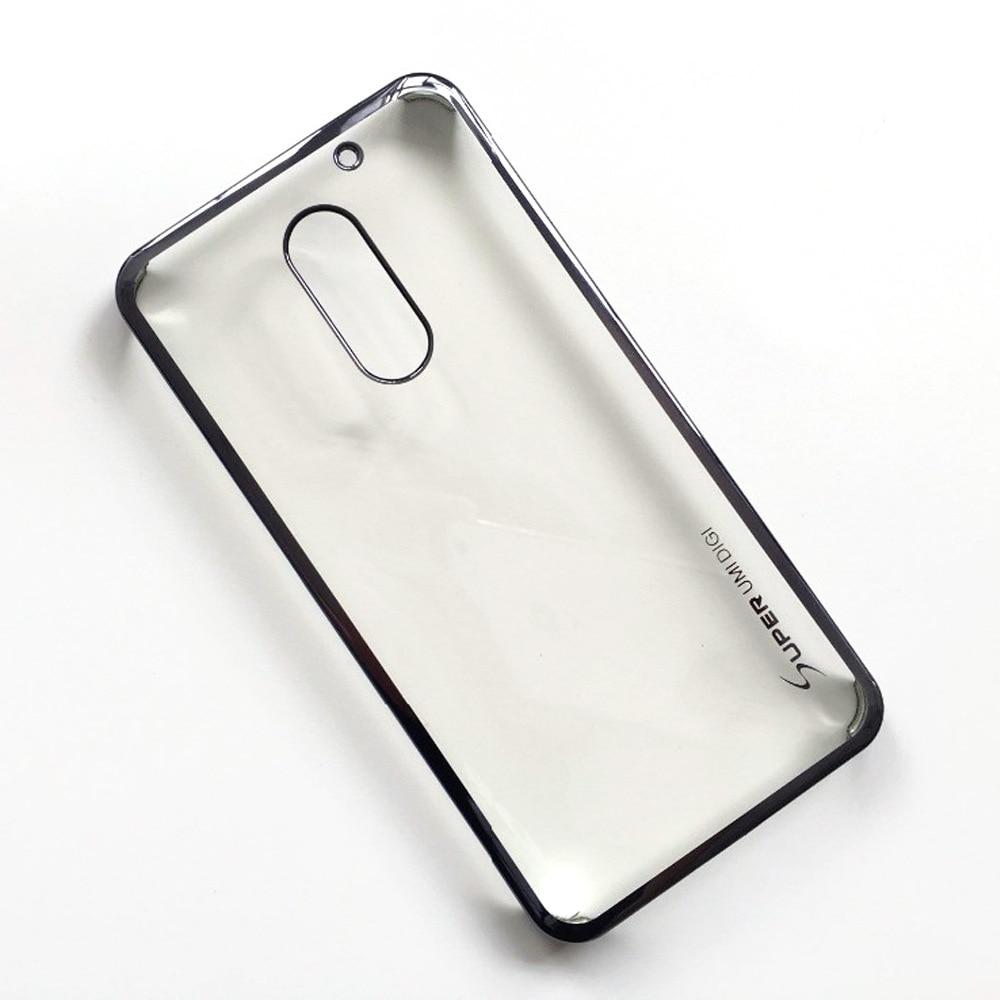 bilder für Hohe qualität Top Verkauf Für umi super Case100 % Original Offizielle Schutzmaßnahmen Silikon PC Kasten-rückseitige Abdeckung für umi super Smartphone