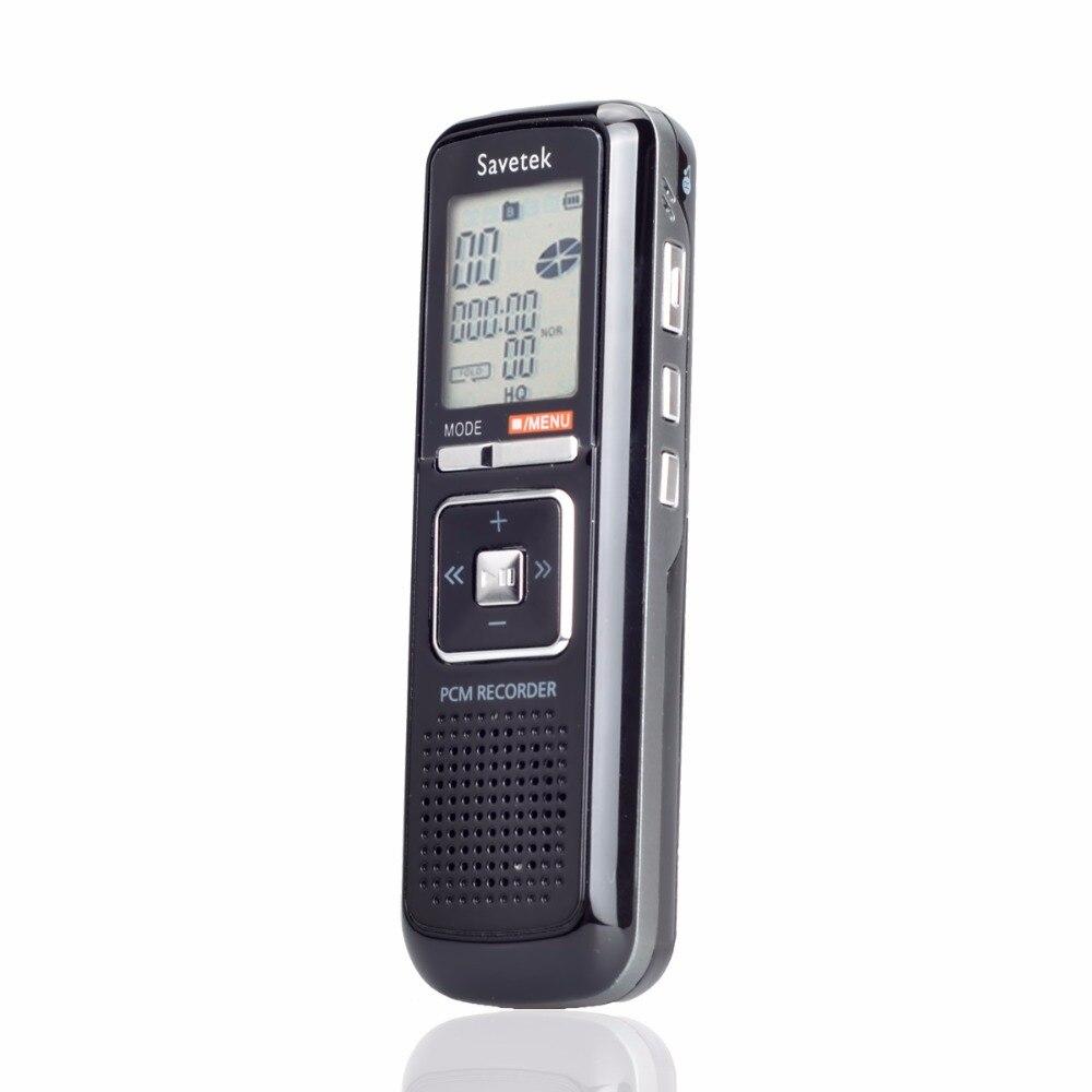 Unterhaltungselektronik Zielsetzung Savetek Tragbare 8 Gb Voice Activated Usb Pen Digital Audio Voice Recorder Mp3-player One Touch Rec Pcm 384 Kbps Schwarz Kataloge Werden Auf Anfrage Verschickt Tragbares Audio & Video