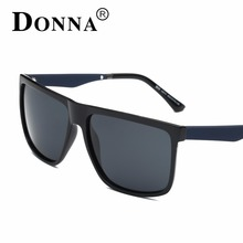Donna Aluminum+TR90 Sunglasses Men Polarized Brand Designer Points Women Men Vintage Eyewear Sports Driving Sun Glasses D58