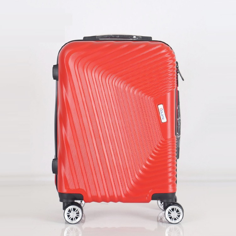 New Fashion ABS 2024 Inch  Rolling Hardside Luggage Travel Suitcase With Wheels ABS+PC Suitcase Spinner Rolling LuggageNew Fashion ABS 2024 Inch  Rolling Hardside Luggage Travel Suitcase With Wheels ABS+PC Suitcase Spinner Rolling Luggage