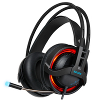 SADES R2 7 1 Track Audio Decoding Chip Headset Breathing Colorful Circulating LED Lights