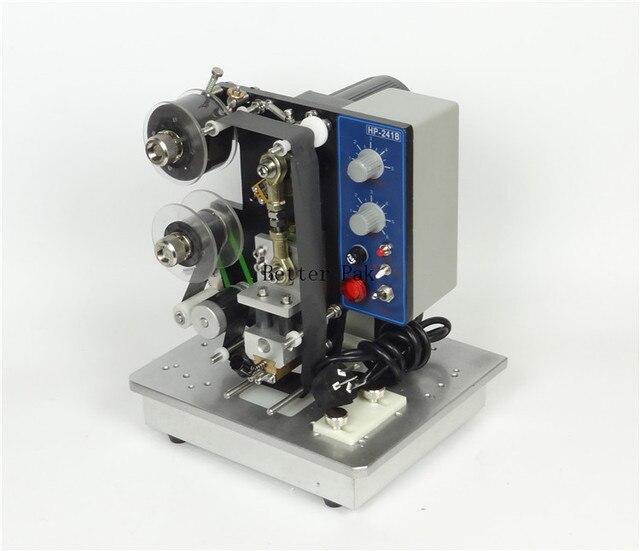 HP 241B Farbband Heißer Druckmaschine, RCIDOS Wärme band drucker ...
