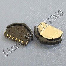20pcs/lot Multiway Switch 6Pin SMD for Laptop Tablet MP5 MP4 MP3 etc P/N: PLJG3-K-V-T/R(China)