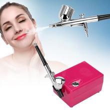Facial Skin Spa Micro nano Hydraterende Zuurstof Spuit Machine Anti Rimpel Skin Verjonging Water Spuit Schoonheid Apparaat