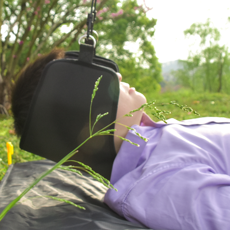 Camping Hammock Outdoor Furniture Best Sell High Quality Neck Hammock Outdoor Headaches Pain Relief Massager Traction Device relations between epileptic seizures and headaches