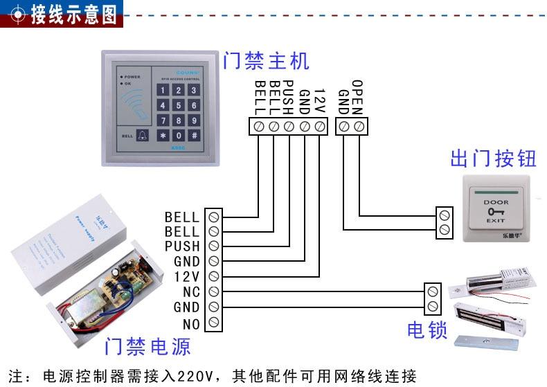 Lok Wah Host Access Control Single Door Id Card Swipe Machine Induction Cu K05c Acce On Aliexpress Alibaba Group: Allison Keypad Wiring Diagram At Executivepassage.co
