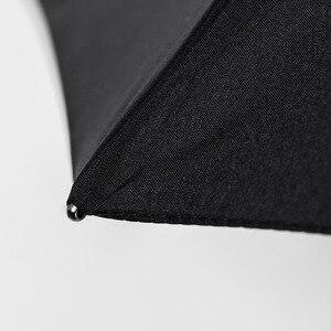 Image 2 - Xiaomi Norma Mijia Ombrello Automatico di Alluminio Antivento Impermeabile UV Pioggia Ombrello Uomo Donna Estate Inverno Bumbershoot
