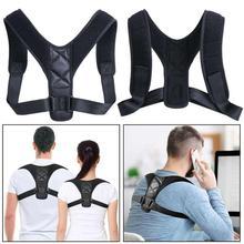 Posture Corrector Adjustable Back Shoulder Correction Brace Belt Clavicle Breath