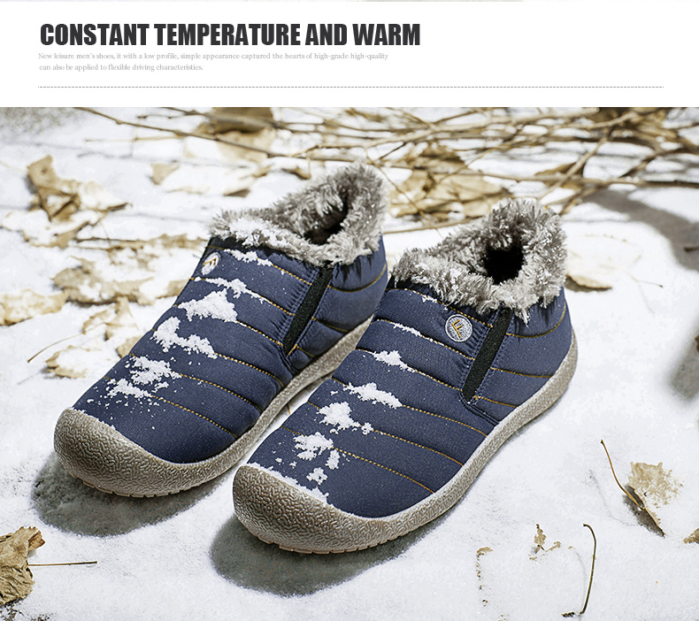 69467764756 Men And Women Walking Shoes Keep Warm Unisex Sneakers Winter Shoes Tenis  feminino Trainers Sneakers Plus Size 36-46