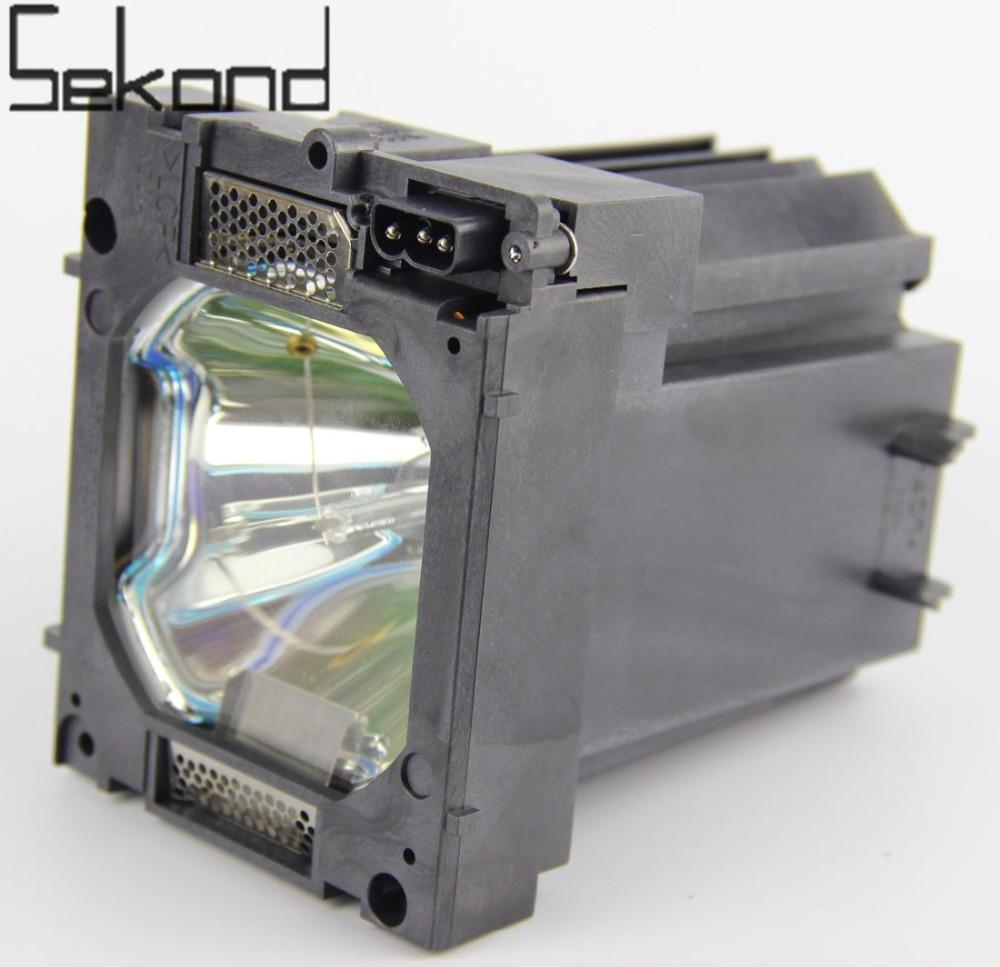 SEKOND POA-LMP108 / 610-334-2788 Replacement Lamp w/housing For Sanyo PLC-XP100  Sanyo PLC-XP100L poa lmp108 610 334 2788projector lamp compatible bulb with housing for lamp for sanyo plc xp100 plc xp100l
