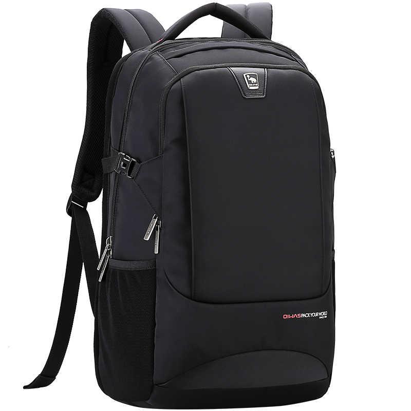 6ffaa9cdbd40 ... Oiwas ноутбук рюкзак школьные сумки Бизнес Путешествия Carry-on рюкзака  14 дюймов OCB4308 ...
