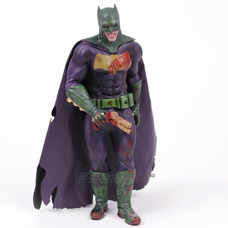 Juguetes locos el Joker Batman Imposter versión 1/6 escala figura coleccionable juguete 30 cm-in Figuras de juguete y acción from Juguetes y pasatiempos    1
