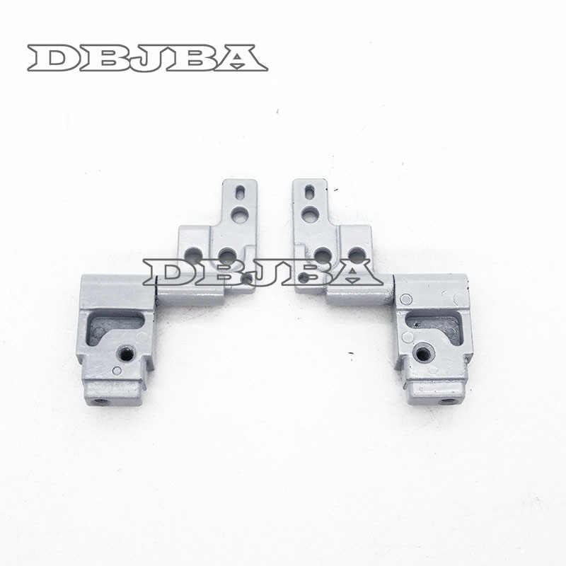 "Genuine Dobradiças Para Dell Latitude D420 D430 12.1 ""Tela Do Laptop Lcd Dobradiça Bracket Set L + R"