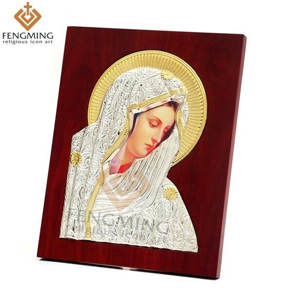 Vintāžas modes reliģiskās dāvanas tīras jaunavas Marijas - Mājas dekors