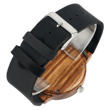 Men's Modern Bamboo Wristwatches