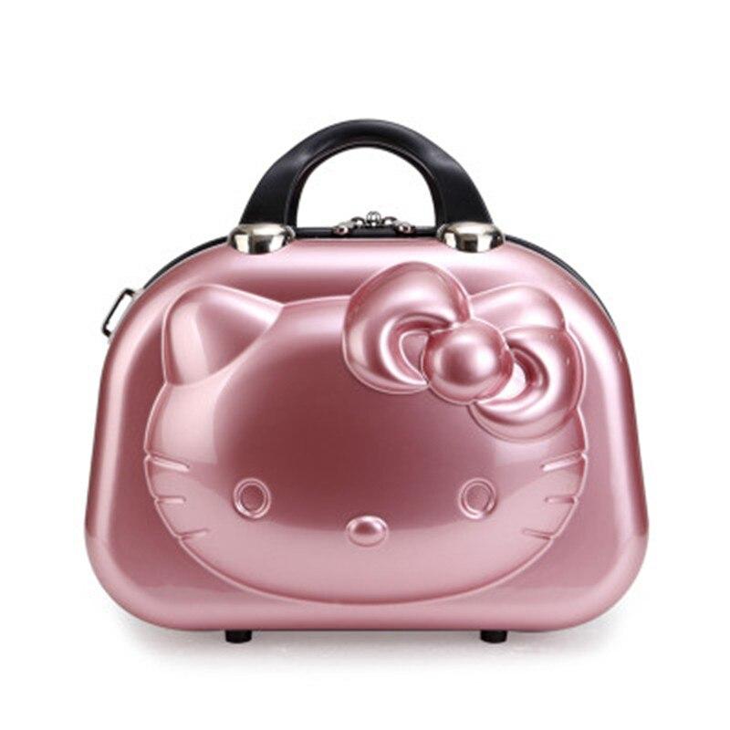 Hello Kitty Travel Bags Luggage