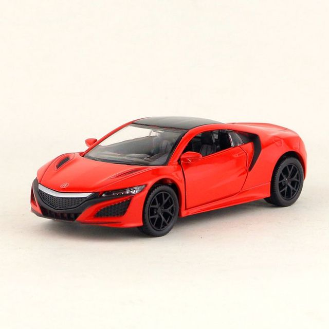 Rmz City 1 36 Cast Toy Model Honda Acura Nsx Super Sport Educational Pull Back Car For Children S Gift Collection