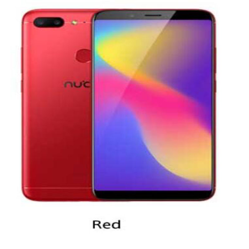 Nubia N3 OTG Smart Phone LTE Mobile Phone 4GB RAM 64GB ROM 6.01inch Octa Core 5000mAh Dual Rear Camera Android