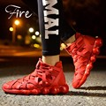 New leisure  jogging shoes Fashion  breathable Men's lovers  walking casual Shoes Atheletic zapatillas  flat man shoes