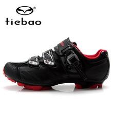 Tiebao Racing Men MTB Mountain Bike Shoes Bicycle Cycling Shoes Self-Locking Nylon-Fibreglass Riding Shoes zapatillas ciclismo