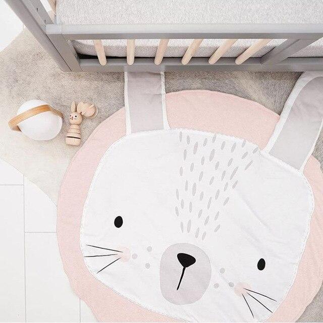 90 CM 3D Nette Rosa Farbe Kaninchen Kinder Kinder Mädchen Baby ...