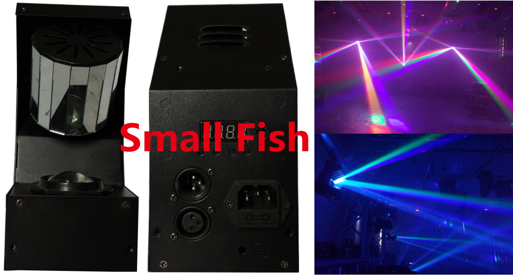 1pc DHL Free Shipping Mini Led Roller Scanner Beam Light 7CH DMX512 Laser Stage Lighting DJ Party Show Projector Effect Lights dhl free shipping sunlite suite1024 dmx controller 1024 ch easy show lighting effect stage equipment dmx color changing tool