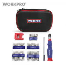 WORKPRO 69 in 1 Precision Screwdriver Kits Quick Load screwdriver with Bits Set for smart phone