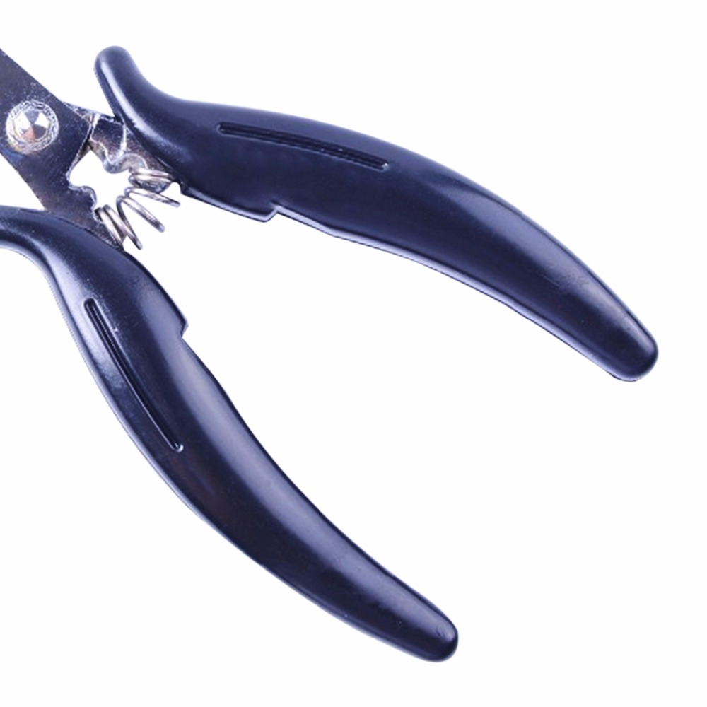 Stainless Steel Hair Pliers For Hair Extension Tools, Multi Functional Hair Extension Pliers, Tools for Flat tip Hair Extension