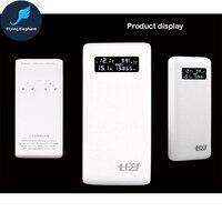 New Arrival 18650 VFC Battery Box QC3.0 QD Laptop Power Bank QiDian 6 Sections Removable Battery Voltage Regulating(QD186 VFC)