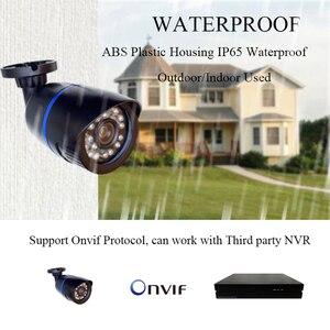 Image 2 - HD 2MP 1080P IP Camera Micro SD Card Slot 720P Onvif CCTV Camera Security Surveillance Waterproof IR Night Vision Outdoor Camera