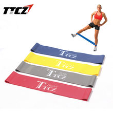 Elastic Band Yoga Pilates Resistance Bands Exercise Loop Rubber Bands Fitness Loop rope Stretch Crossfit band bodybuilding(China)