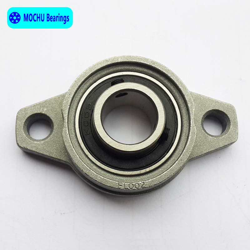 1pcs 30mm KFL006 kirksite bearing insert bearing shaft support Spherical roller zinc alloy mounted bearings pillow block housing 2pcs precision kp001 bearing shaft 12mm diameter zinc alloy pillow block mounted support ball bearings housing roller mayitr
