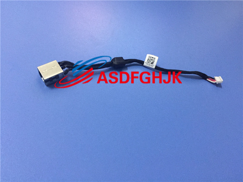 Original FOR Dell Latitude E5540 Power Jack Harness Socket Cable DC30100OR00 0CTHCY CN-0CTHCY  Fully Tested