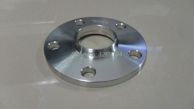 Espaciador de la rueda De La PCD 5x112mm HUB Adaptador De La Rueda 57.1mm 15mm de Espesor 5*112-66.6-15