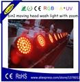 Zoom 36 stücke 18 watt 6 in 1 rgbwa uv moving head lichter für verkauf-in Bühnen-Lichteffekt aus Licht & Beleuchtung bei