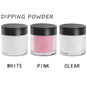 10ml 16 Colors Nail Glitter Powder Clear/Laser Sparkly Dipping Powder For Nails Art Decorations Chrome Pigment Manicure Tip FA46