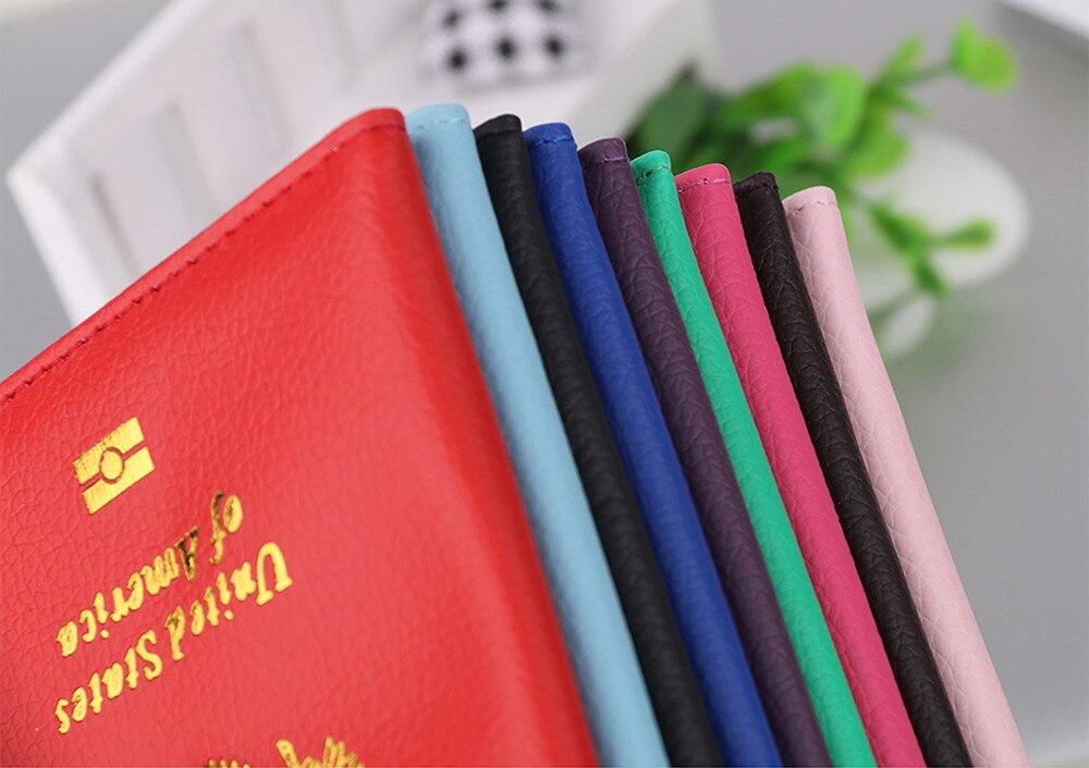 Travel Passport Card Holder - easeable.com