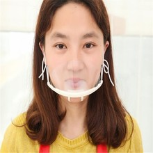 Free shipping 180pcs Pack Catering Services Mouth font b Masks b font Cute Mouth Training Anti