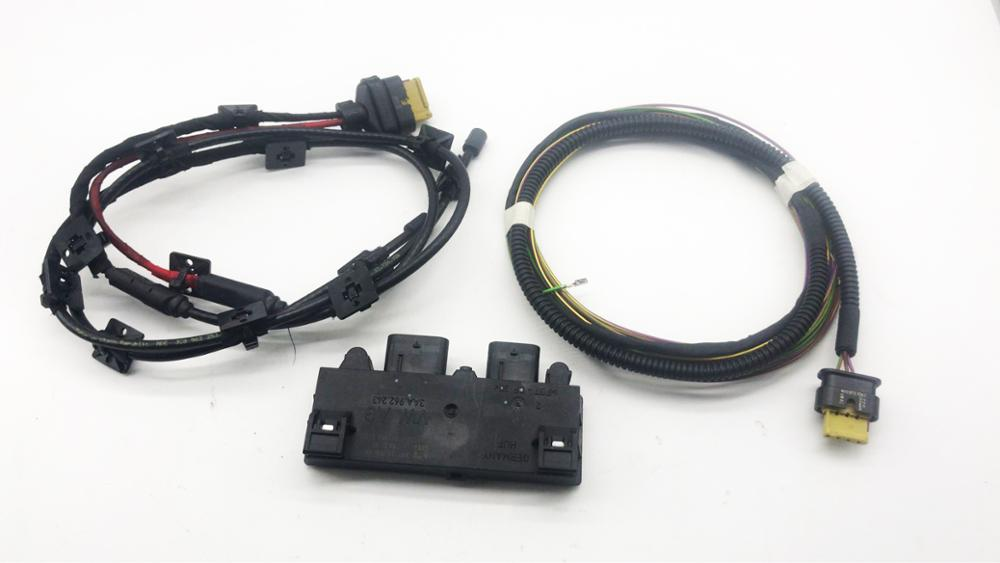 CHESHENZAI Trunk Auto Easy Open System Foot Sensor Wire For V W Passat B6 B7 B7L