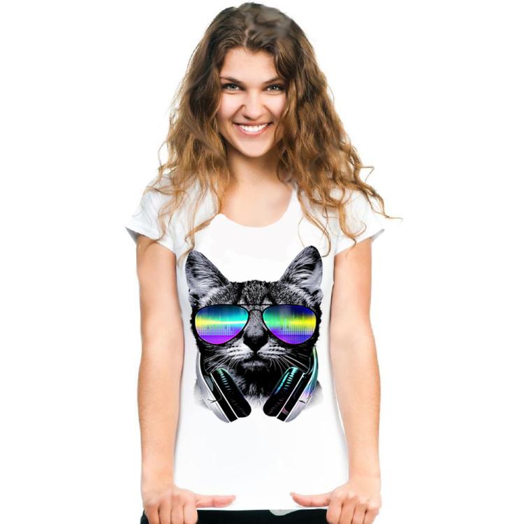 HTB1Dw6fRpXXXXaAXVXXq6xXFXXXI - T-shirt Top Tee Big Purple Tooth Ghost Cheshire newest