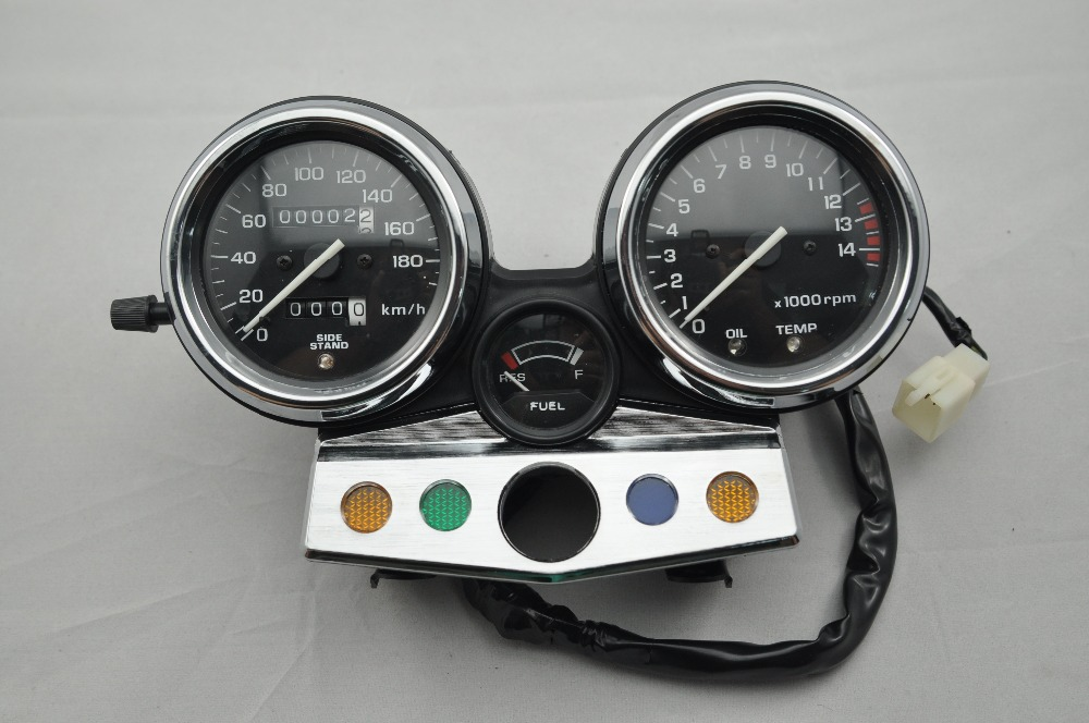 scooter parts/ Speedometer Tachometer Gauge Fits for Honda CB400 CB 400 SF NC36 1995-1996 in KM /free shipping