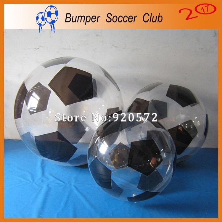 Free shipping 0 8mm PVC Hot Sale Inflatable Balls Water Ball font b Zorb b font