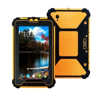 RFID NFC Android 7.0 Rugged Tablet, Industrial Panel PC, Strong Tablet ST827