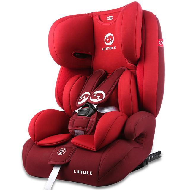 Buena calidad durable asiento de seguridad infantil para 9 meses-12 años de edad bebé que usa